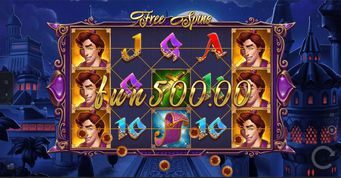 Lamp of Aladdin  Slot