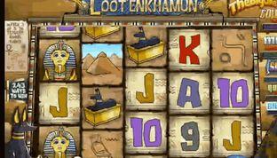 Loot'En Khamun Slot
