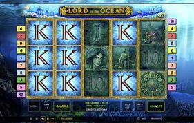 Lord of the Ocean Magic  Slot