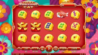 Lucky Fortune Cat (Habanero) Slot