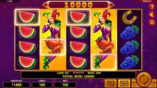 Lucky Joker 100  Slot