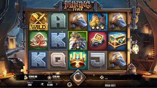 Mining Fever Slot