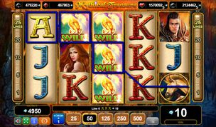 Mythical Treasure  Slot