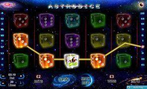 Astrodice Slot