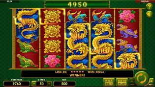 Plenty Dragons Slot