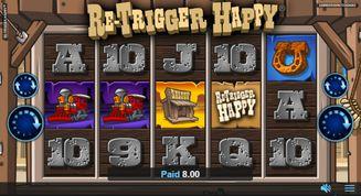 Re-Trigger Happy Slot