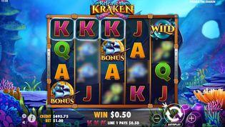 Release the Kraken Slot
