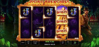 Rising Treasures Slot