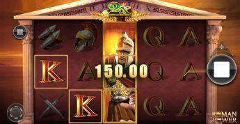 Roman Power Slot