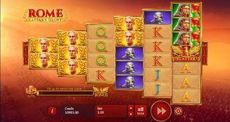 Rome: Caesar's Glory Slot