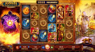 Rosh: Immortality Cube  Slot