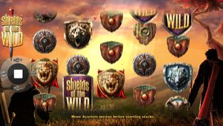 Shields Of The Wild Slot