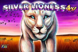 Silver Lioness Slot
