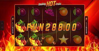 Smoking Hot Fruits  Slot