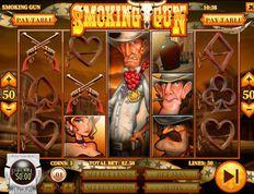 Smoking Gun  Slot