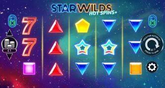 Star Wilds Hot Spins Plus Slot