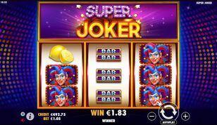Super Joker Slot