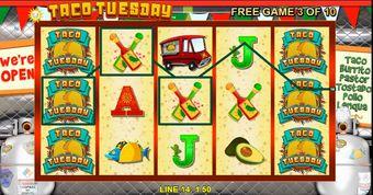 Taco Tuesday Slot