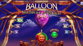 The Incredible Balloon Machine  Slot