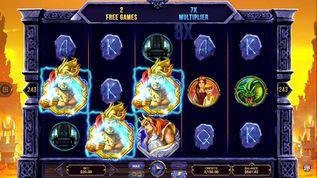 Thor: The Trials of Asgard Slot