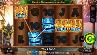 Tiki Wins  Slot