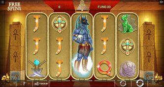 Treasure of Horus Slot