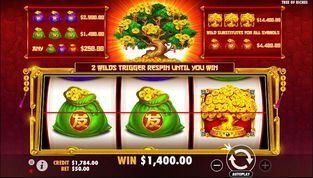 Tree of Riches Slot Slot
