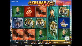 Trump It Deluxe  Slot