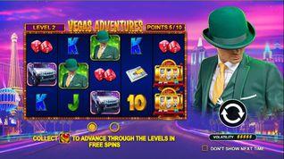 Vegas Adventures Slot