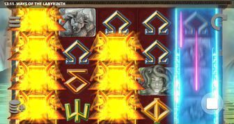 Ways of the Labyrinth Slot