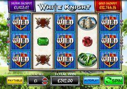 White Knight Slot
