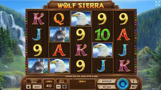 Wolf Sierra  Slot