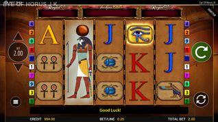 Eye of Horus Jackpot King Slot