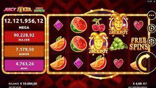 Juicy Joker: Mega Moolah Slot