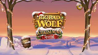 Big Bad Wolf: Christmas Special Slot