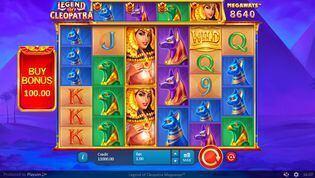 Legend of Cleopatra Megaways Slot