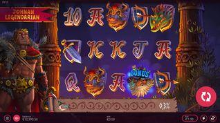 Johnan Legendarian Slot