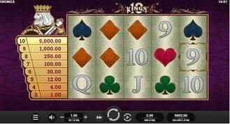 10 Kings  Slot