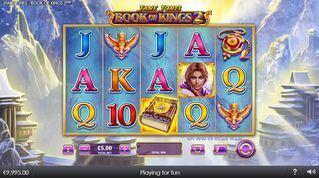 Jane Jones: Book of Kings 2 Slot
