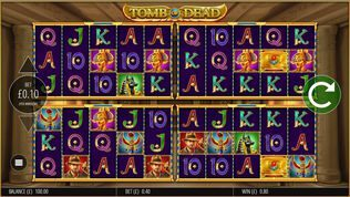 Dr Wild and the Tomb of Dead Power 4 Slots Slot