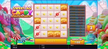 Sweet As Candy: Prize Lines Slot