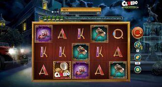 Cluedo Cash Mystery Slot