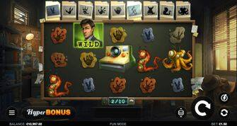 Agent 51 Slot