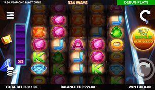 Diamond Blast Zone Slot
