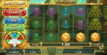 Queen of Alexandria: WowPot Slot