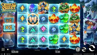 Crystal Quest: Frostlands Slot
