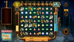 Monopoly Utility Trails Slot