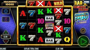 Bar-X Triple Play Megaways Slot