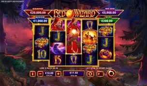 Red Wizard Slot