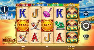 Sahara Riches: Cash Collect Slot